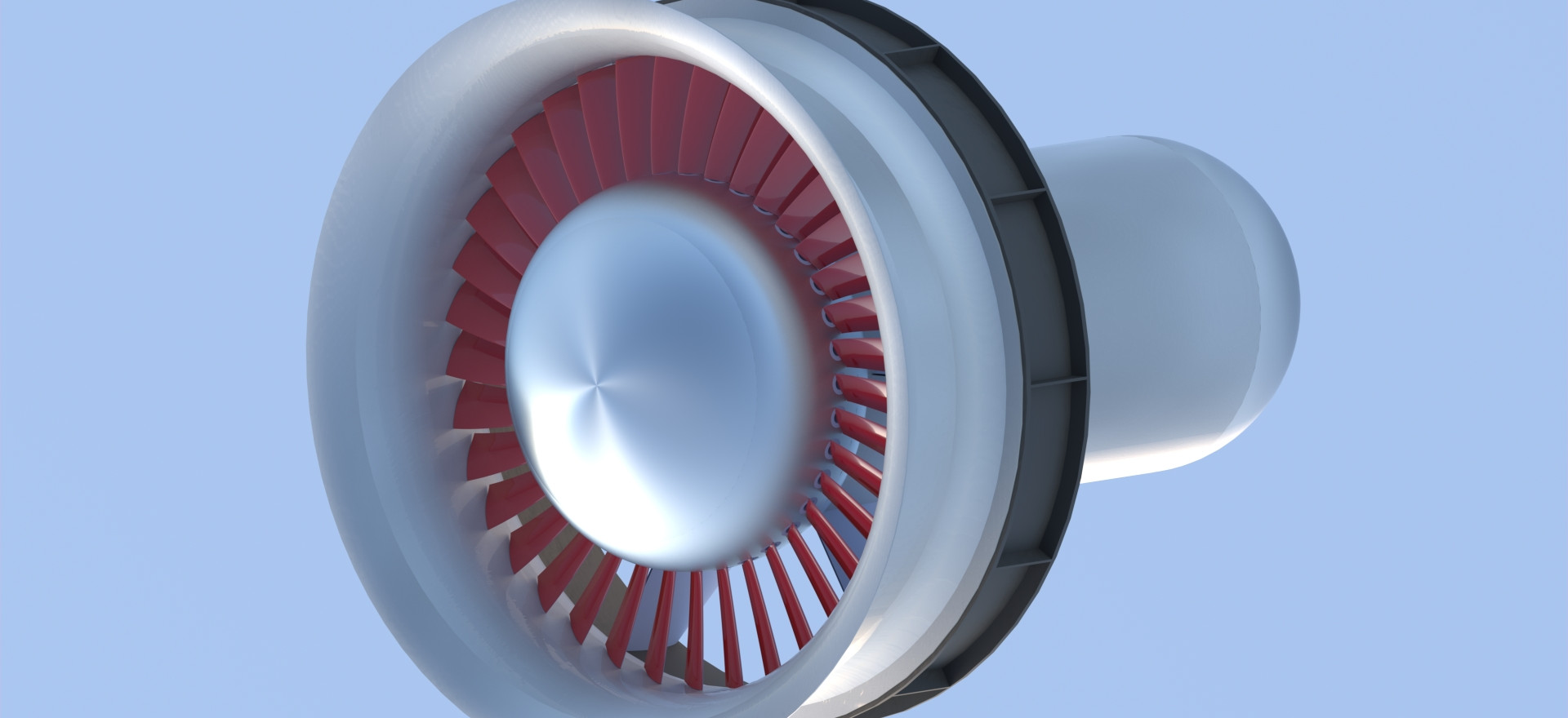 3rd generation turbine concept design