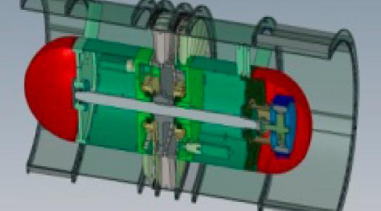 1st generation turbine design