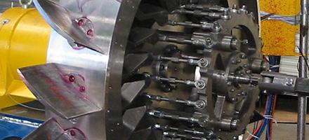 2nd generation turbine test