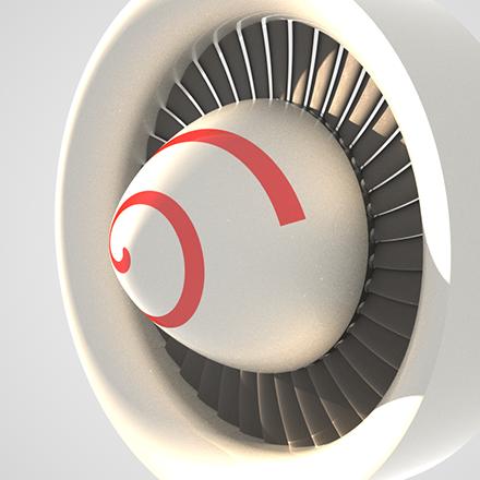 3rd generation airWAVE™ turbine model