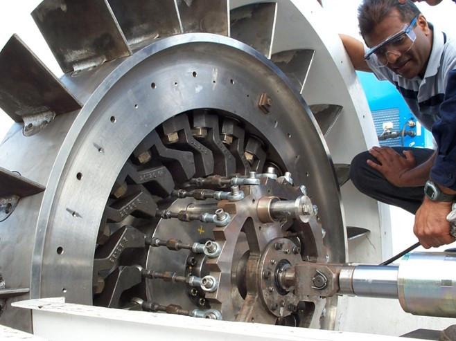2nd generation turbine build