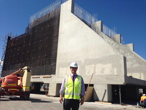 2013 OWC concrete construction