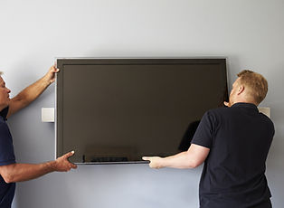 TV wall mounting and installations