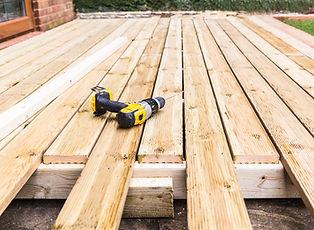 Deck repair and deck building