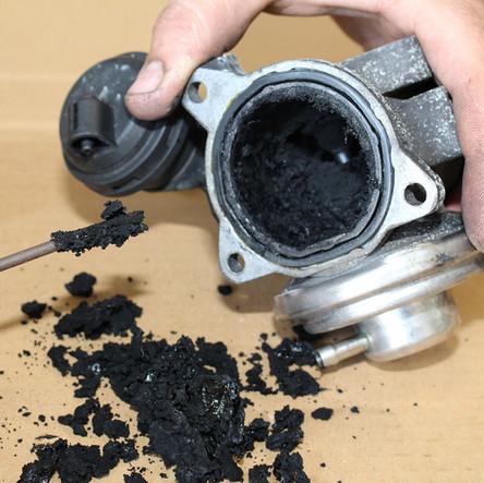 Carbon - The Diesel Engine Killer/ Profit Thief