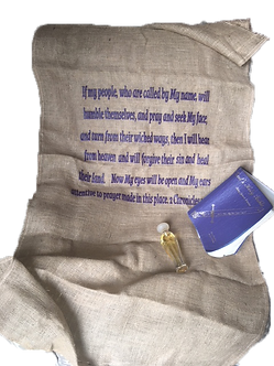 Sackcloth Prayer Mat
