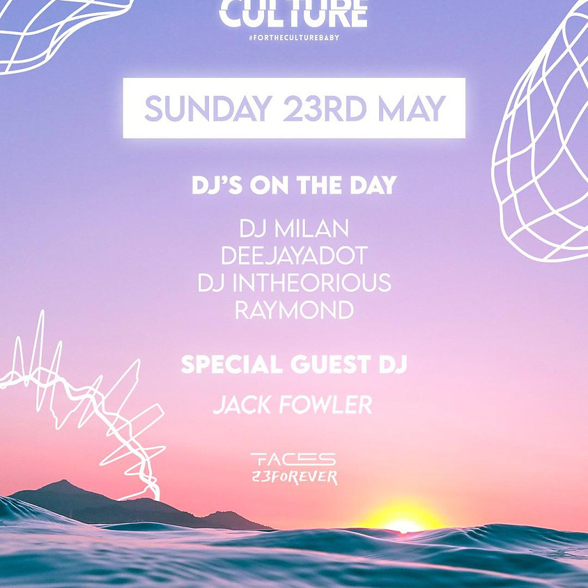 Culture Parties (Sold Out)