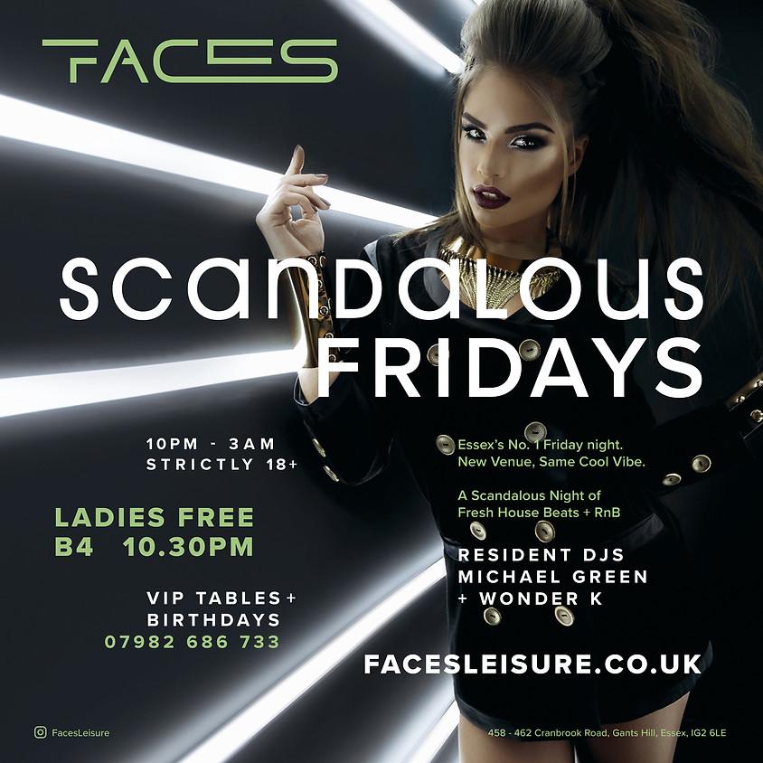Scandalous Fridays