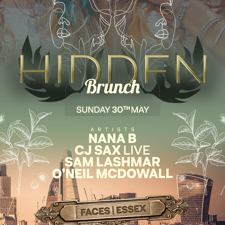 Hidden brunch