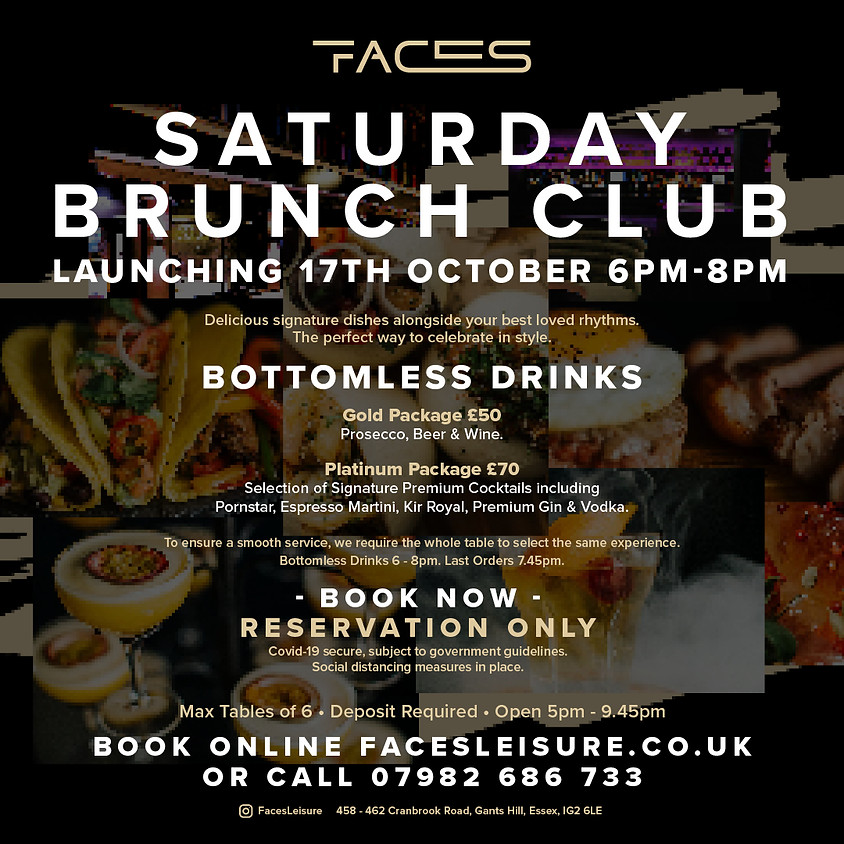 Evening Brunch Club Launch