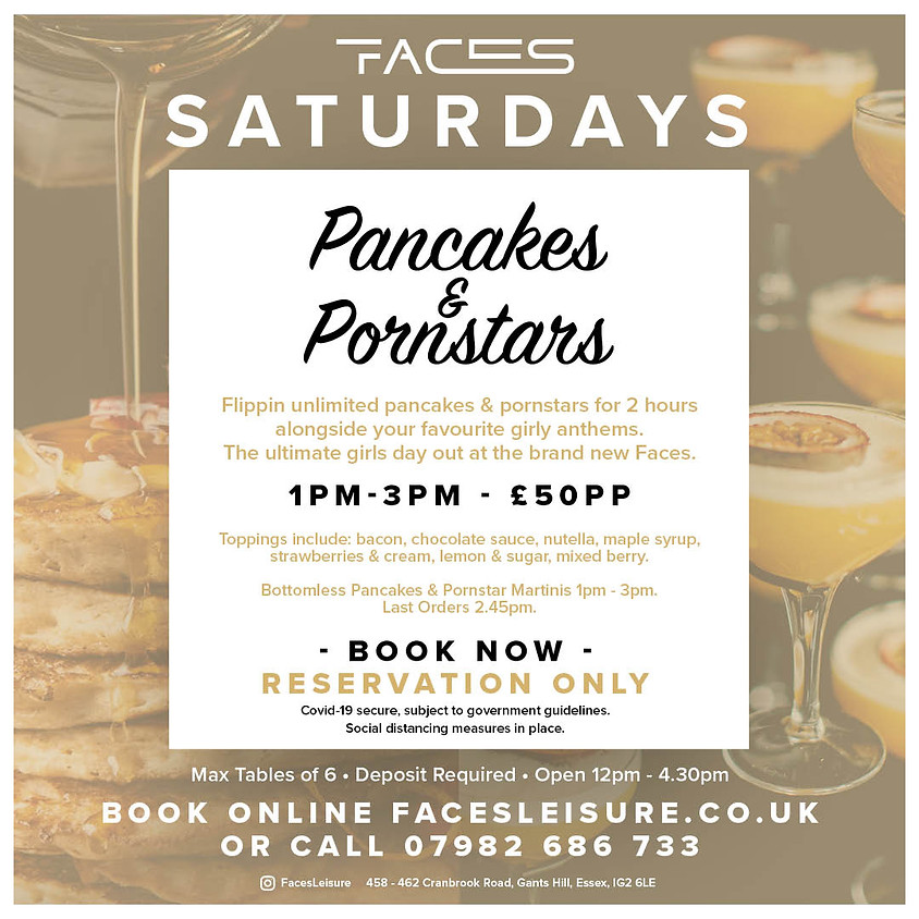 Pancakes & Pornstars