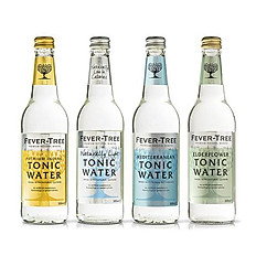 All served with your choice of Fever Tree Tonic