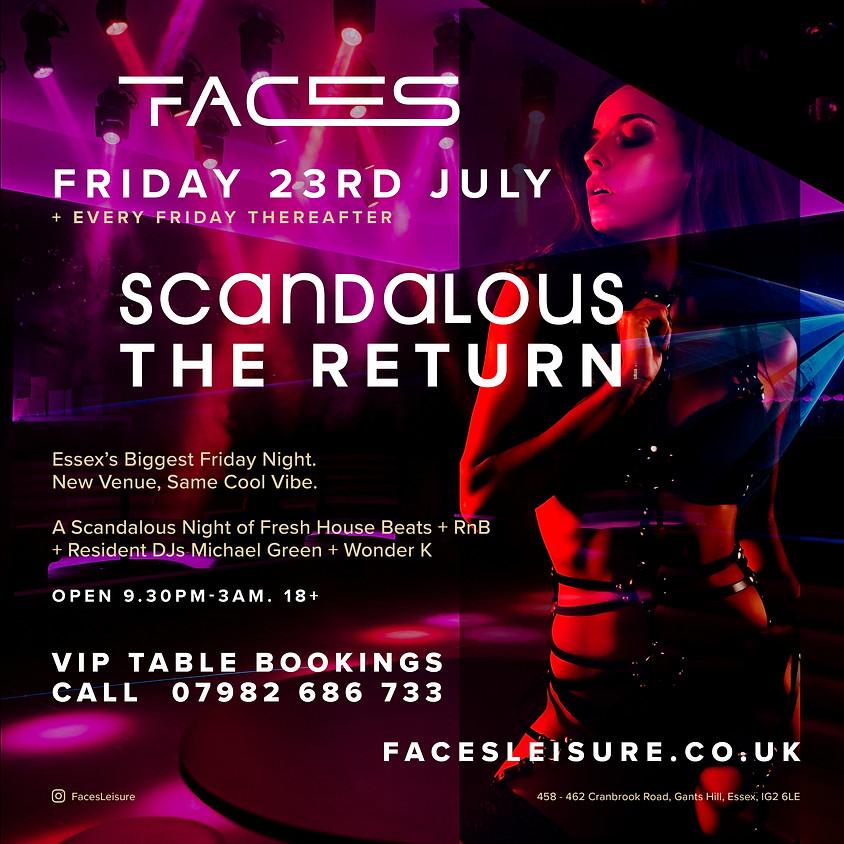 Scandalous The Return