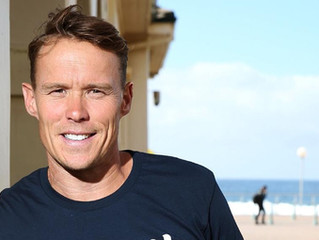 Bondi Lifeguard Reidy to Race Rottnest Swimrun