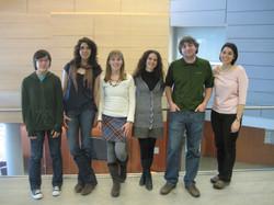 The Original Lab Photo - Winter 2011