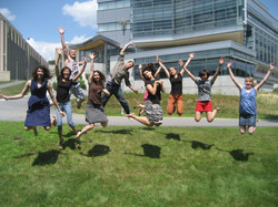 JUMP! for science - Summer 2011