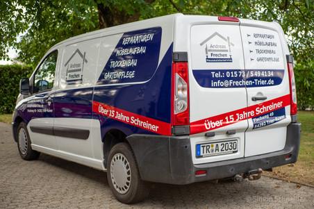 Firmenwagen Hausmeisterservice