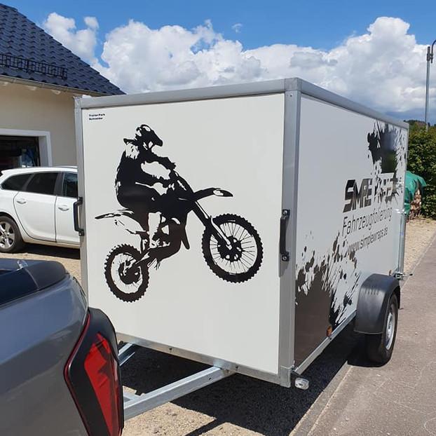 Motorradsticker