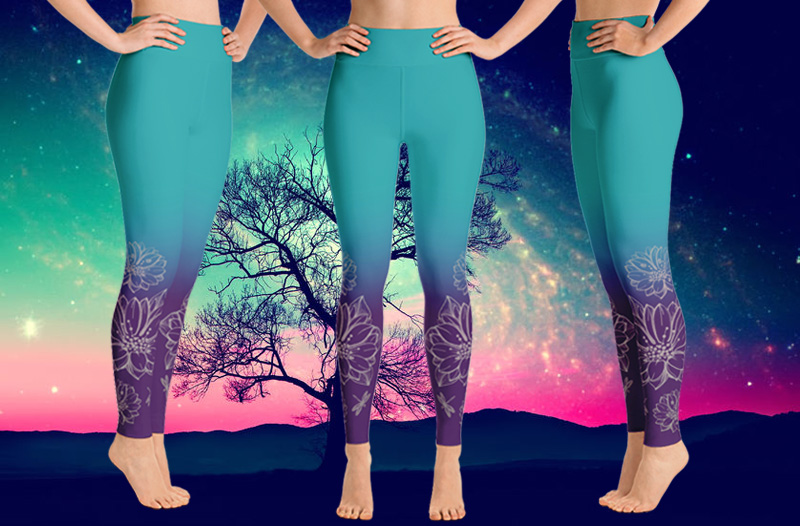 Click to Shop Dragonfly Leggings