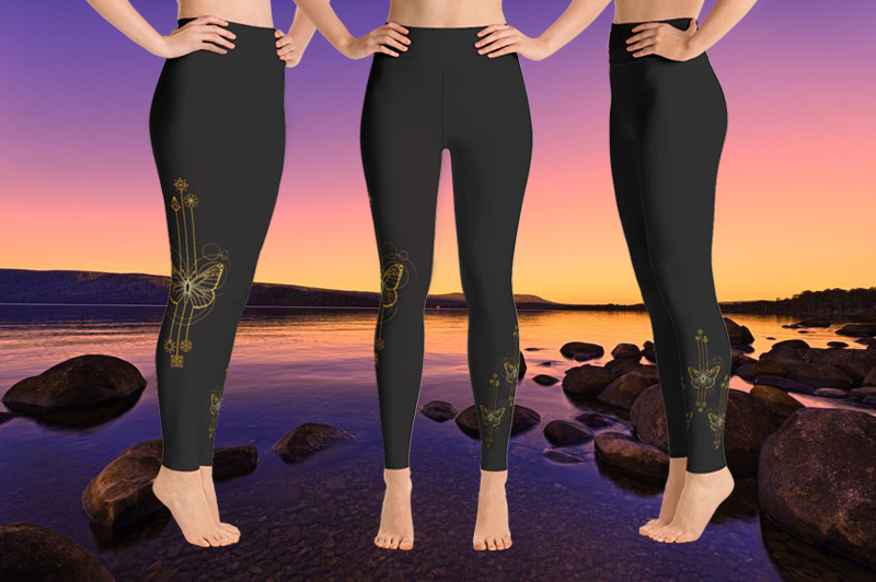 Click to Shop Butterfly Leggings