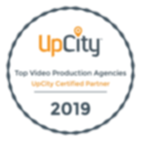 top video production company badge