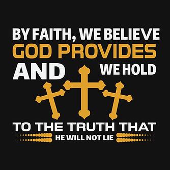 —Pngtree—by faith christian t-shirt desi