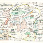 Wine Regions of Pannonia