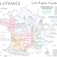 Terroirs of France