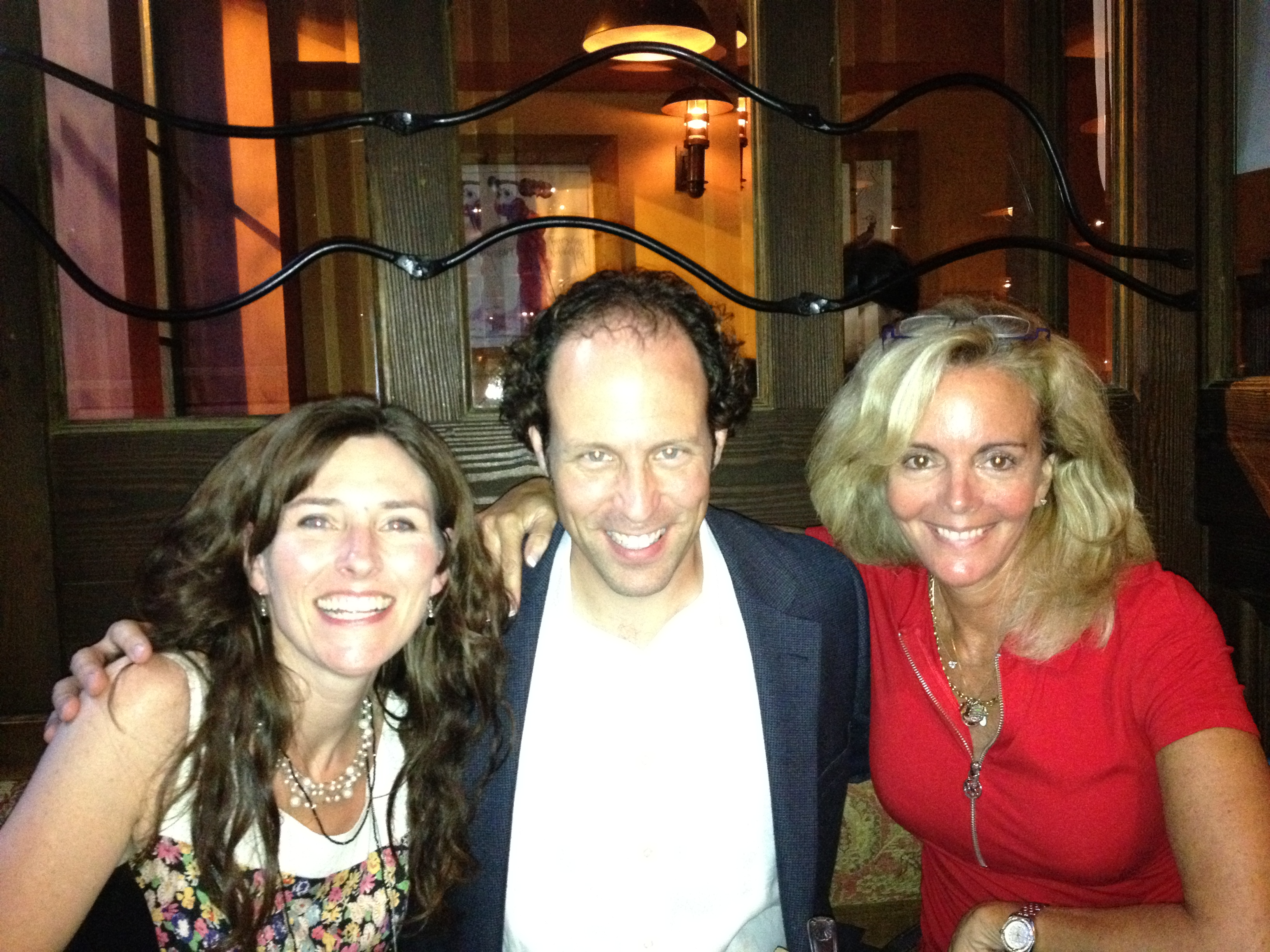 MM, Brad Parks, Deborah Coontz