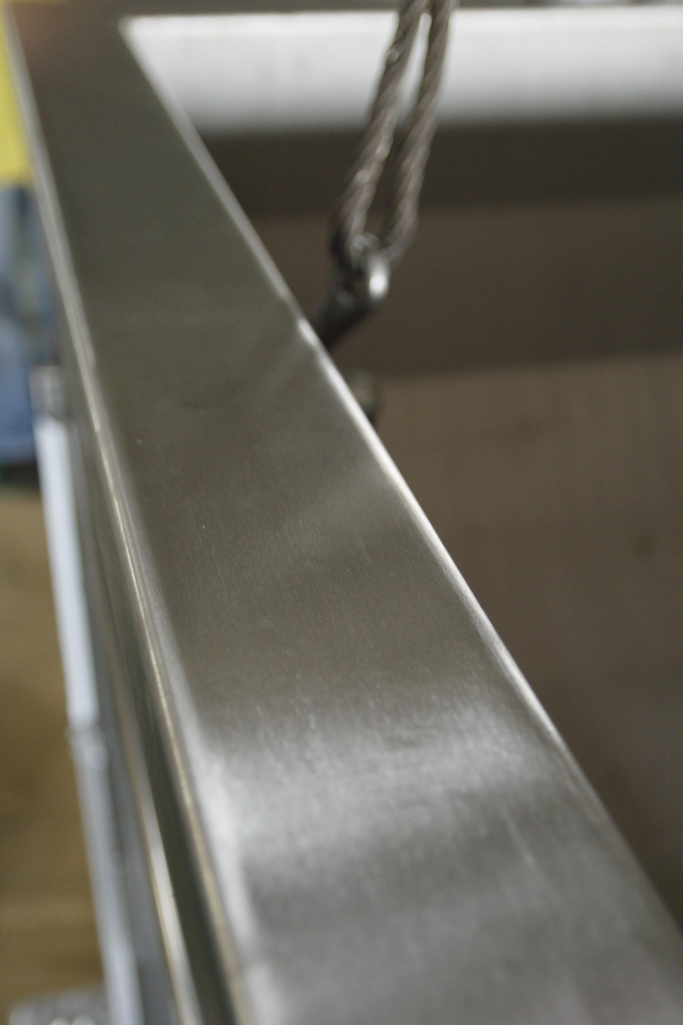 不鏽鋼拉絲處理 ( 1 )