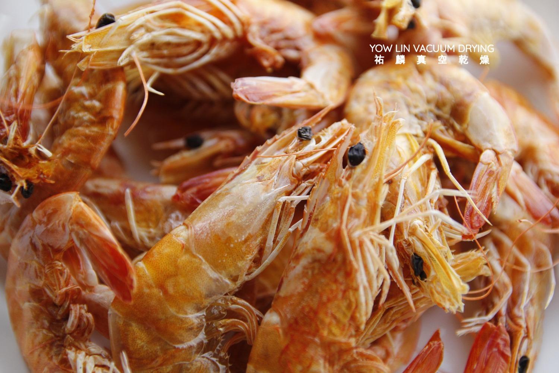 白蝦 White shrimp