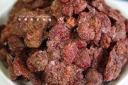 草莓(糖醃漬) Strawberry(Sugar pickled)