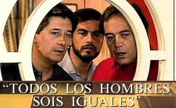 """SERIE """"TODOS LOS HOMBRES SON IGUALES"""""""