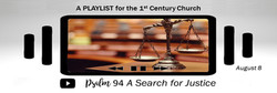 Psalms Playlist Summer sermon series 2021 Aug 8 for web