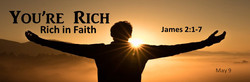 GVPC youre rich sermon series May 9 for