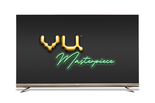 The Vu Masterpiece TV 85""