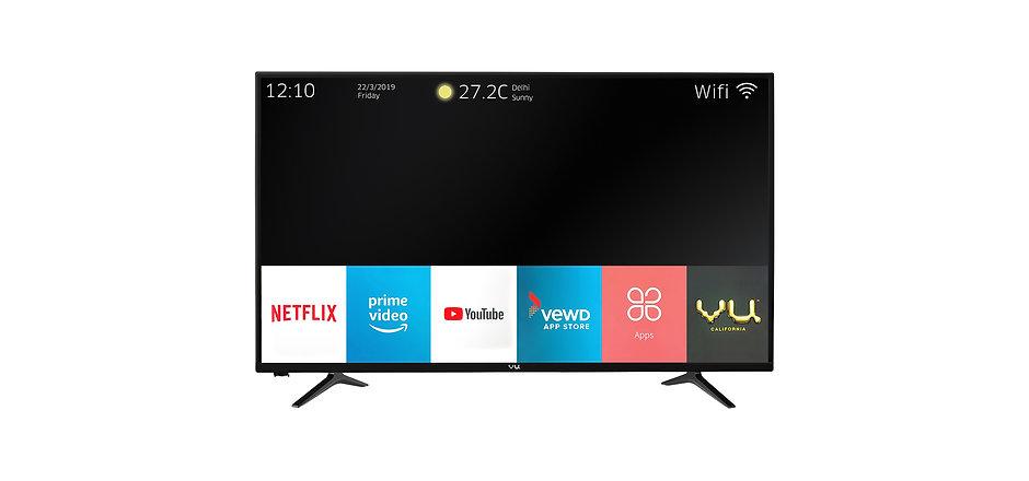 UltraSmart TVs | Vu Televisions