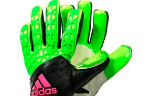 Luva nova da Adidas na TKA