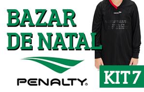Bazar de Natal Penalty – Pergunta Kit 7