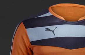 Novas Camisas Puma