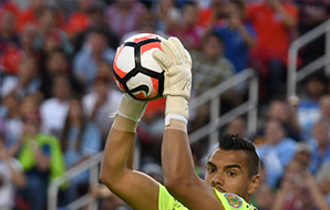 Luvas Copa América 2016