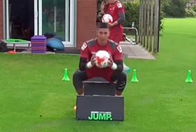 Exercícios de Pré-temporada Walsall FC