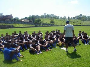 Seleção no União Atlético Clube
