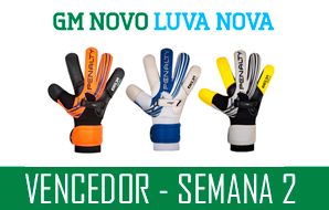 Promoção: GM Novo Luva Nova – Vencedor Semana 2