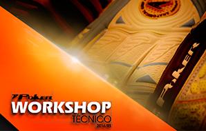Poker promove workshop técnico