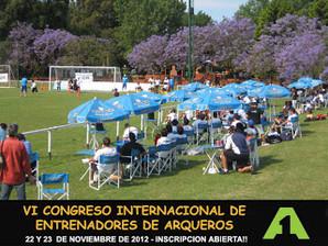 VI Congresso Internacional de Preparadores de Goleiros – Arqueros en Red (Argentina)