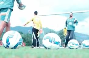 Treinamento Fluminense