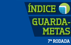 Índice Guarda-Metas – 7ª rodada