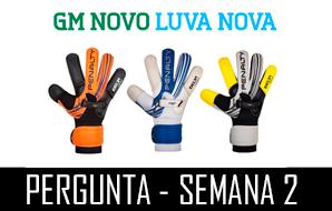 Promoção: GM Novo Luva Nova – Pergunta Semana 2