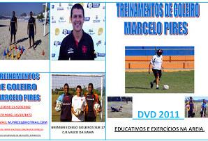 DVD Marcelo Pires (CR Vasco da Gama) 2011